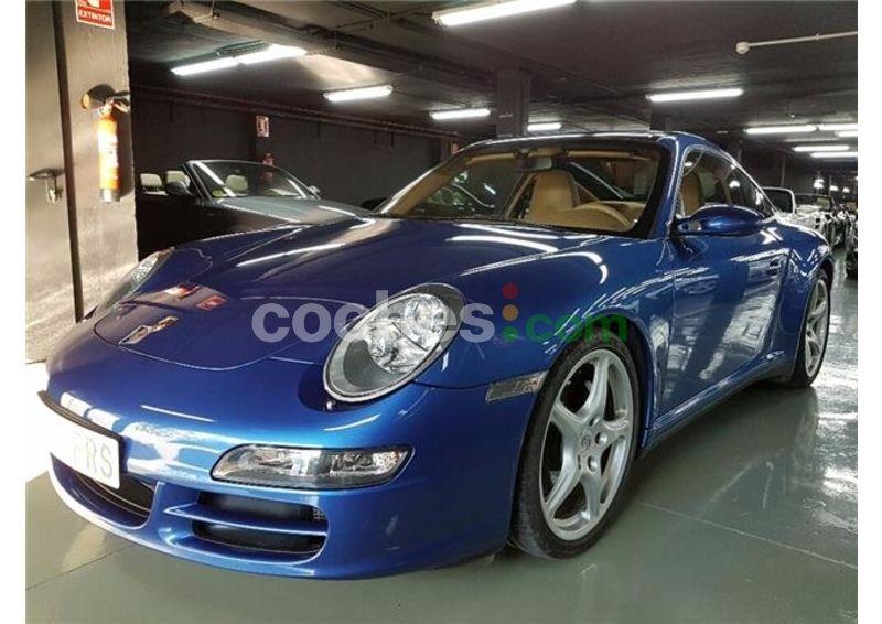 Foto del PORSCHE 911 Carrera 4 Targa