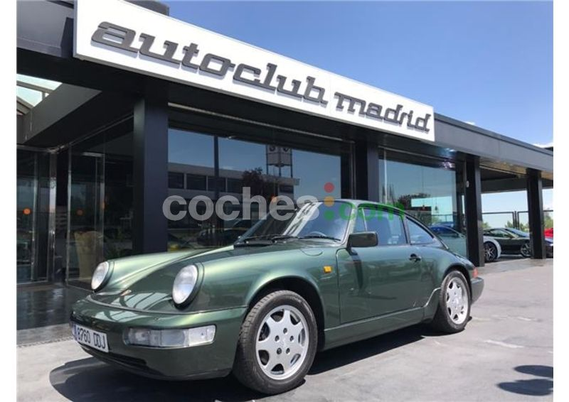 cáscara Enojado Boda  Porsche 911 Gasolina de segunda mano en Madrid - 2839503. PORSCHE 911/964