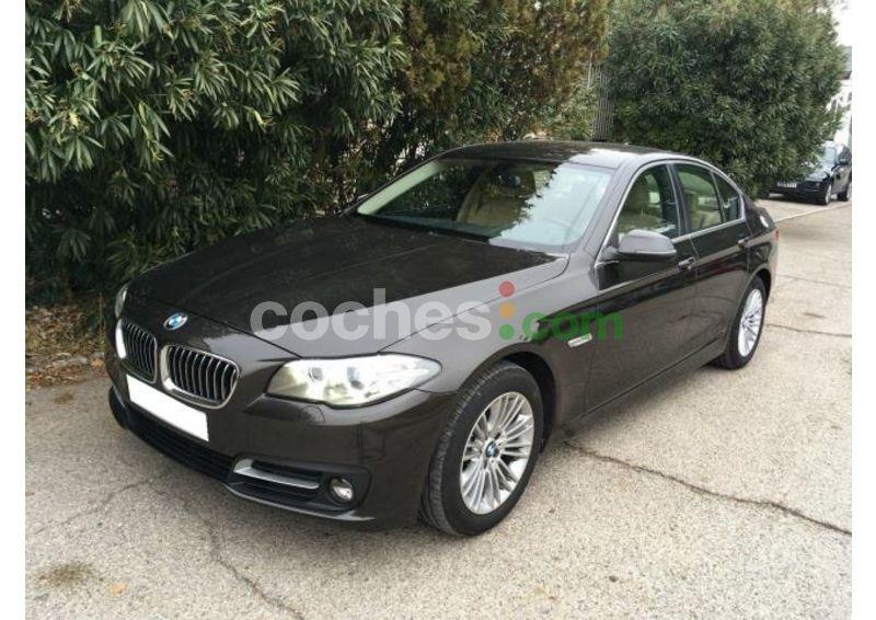 Foto del BMW Serie 5 520d