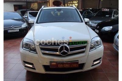 Mercedes GLK 220CDI BE - 19.300 € - coches.com