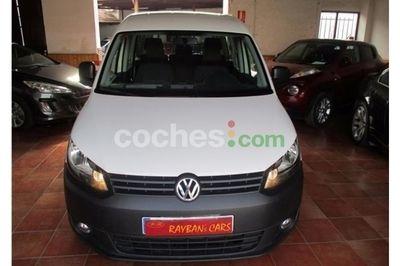 Volkswagen Caddy 2.0tdi Tramper 4m 5 p. en Murcia