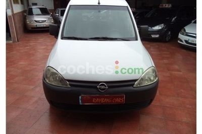 Opel Combo 1.3CDTI Cargo - 2.700 € - coches.com