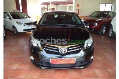 Toyota Avensis 120D Comfort - 11.900 € - coches.com