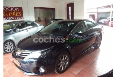 Toyota Avensis 120D Comfort - 11.500 € - coches.com