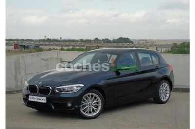 Bmw 118dA - 24.478 € - coches.com