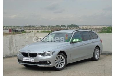 Bmw 318dA Touring - 29.678 € - coches.com