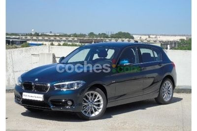 Bmw 116dA - 24.078 € - coches.com