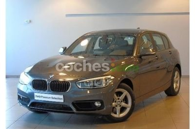Bmw 118dA - 19.500 € - coches.com