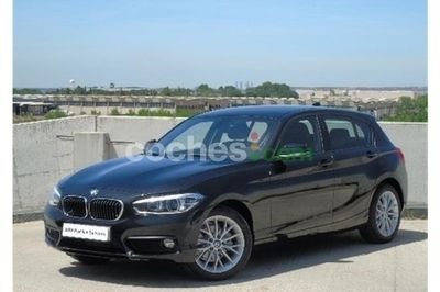 Bmw 116dA - 21.778 € - coches.com