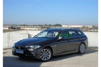 Bmw 520dA Touring - 36.500 € - coches.com