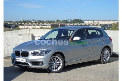 Bmw 118dA - 22.678 € - coches.com