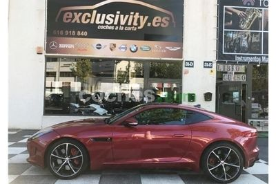 Jaguar F-Type Coupé 5.0 V8 R Aut. 550 - 82.000 € - coches.com
