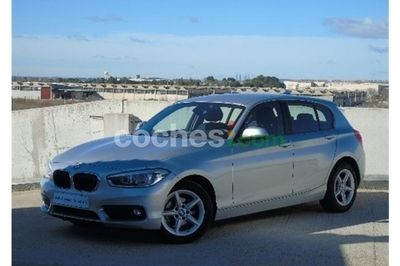 Bmw 116dA - 17.900 € - coches.com