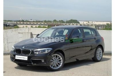 Bmw 116dA - 19.600 € - coches.com