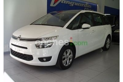Citroen C4 Grand Picasso 1.6hdi Seduction 5 p. en Alicante