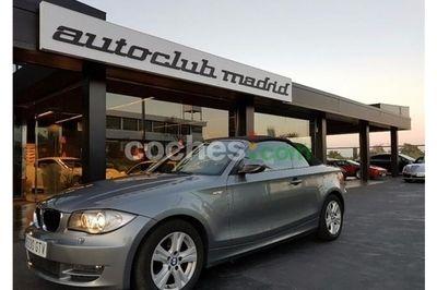 Bmw Serie 1 118d Cabrio 2 p. en Madrid