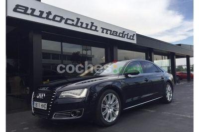 Audi A8 L W12 Quattro Tiptronic 4 p. en Madrid
