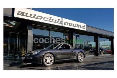 Porsche Boxster 2.7 245 2 p. en Madrid