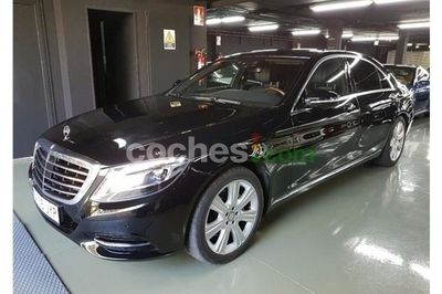 Mercedes Clase S S 350 Bt Largo Aut. 4 p. en Madrid