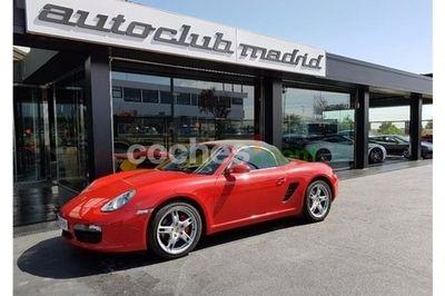 Porsche Boxster S 295 2 p. en Madrid