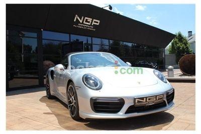 Porsche 911 Turbo Cabriolet PDK - 169.000 € - coches.com