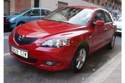 Mazda Mazda3 1.6crtd Sportive 4 p. en Alicante
