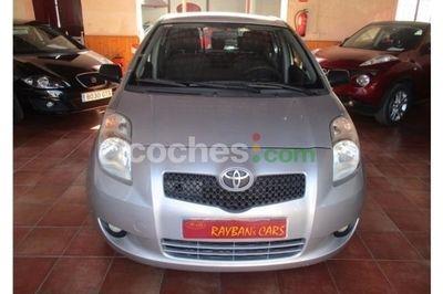 Toyota Yaris 1.3 VVT-i - 4.500 € - coches.com