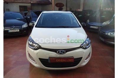 Hyundai i20 1.4CRDI Go Plus - 9.500 € - coches.com