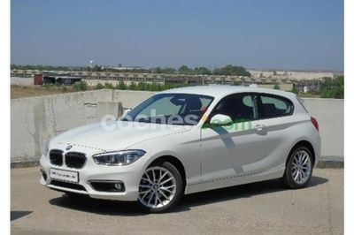 Bmw 118dA - 20.300 € - coches.com