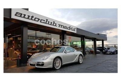 Porsche Cayman S Aut. - 33.900 € - coches.com