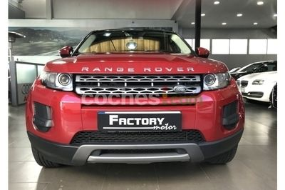 Land Rover Evoque 2.2L SD4 Pure Tech 4x4 190 Aut. - 29.900 € - coches.com