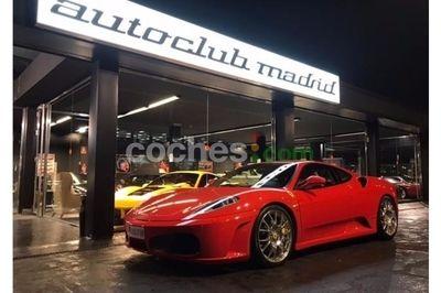 Ferrari F430 F1 2 p. en Madrid