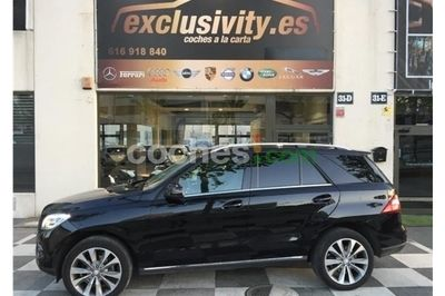 Mercedes Clase M Ml 350bluetec 4m 7g Plus 5 p. en Madrid