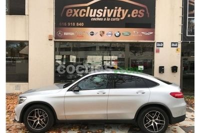 Mercedes Clase Glc Glc Coupé 250d 4matic Aut. 5 p. en Madrid