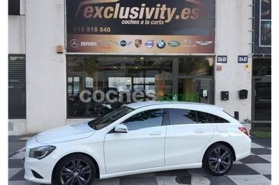 Mercedes CLA Shooting Brake 200CDI Urban - 27.500 € - coches.com