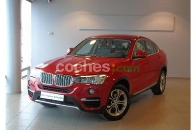 Bmw X4 xDrive 20d - 36.900 € - coches.com