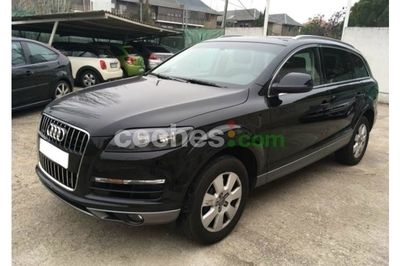Audi Q7 3.0tdi Cd Advance 245 Tiptronic 5 p. en Madrid