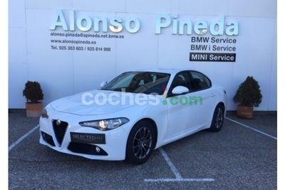 Alfa Romeo Giulia 2.2 Diesel Super Aut. 180 4 p. en Toledo