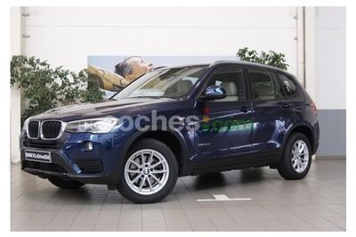 Bmw X3 xDrive 20dA - 34.900 € - coches.com