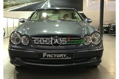 Mercedes CLK 270CDI - 7.900 € - coches.com