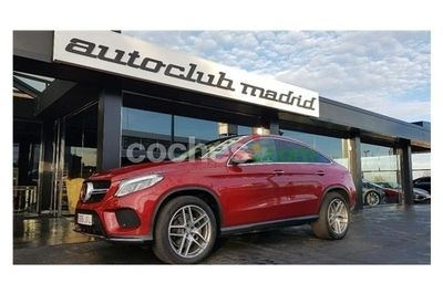 Mercedes Clase Gle Gle Coupé 350d 4matic Aut. 5 p. en Madrid