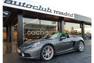 Porsche Boxster S Pdk 2 p. en Madrid