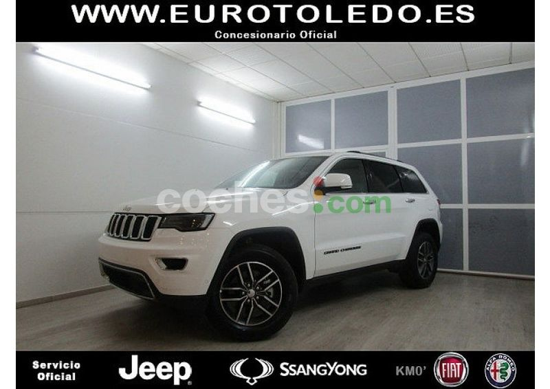 Foto del JEEP Grand Cherokee 3.0CRD Limited 250 Aut.
