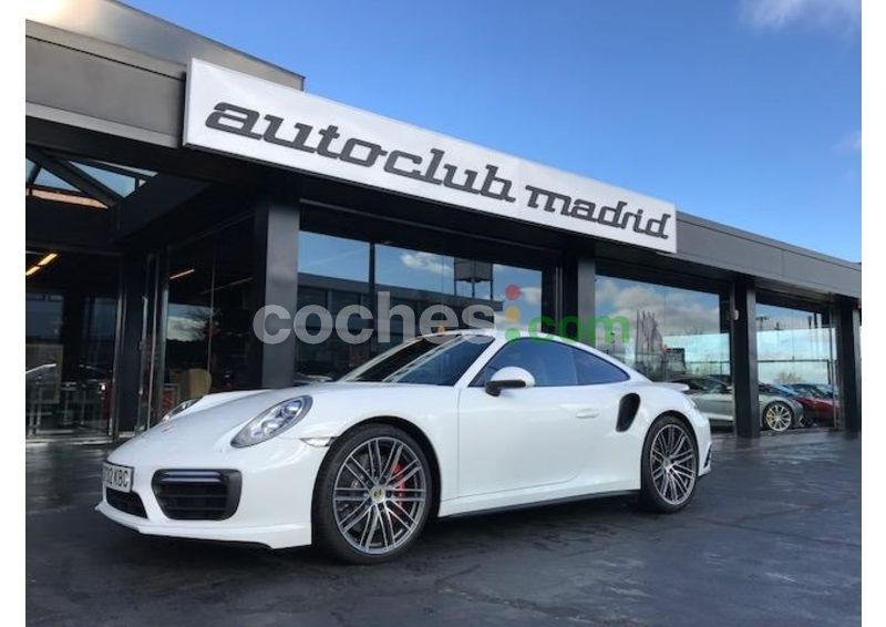 Foto del PORSCHE 911 Turbo Coupé PDK