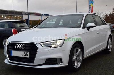 Audi A3 Sportback 1.6TDI CD Attraction S-T - 19.990 € - coches.com