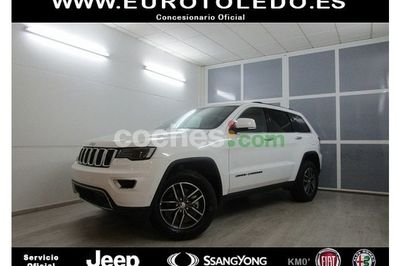 Jeep Grand Cherokee 3.0CRD Limited 250 Aut. - 54.990 € - coches.com