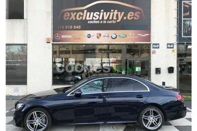 Mercedes Clase E E 220d 9g-tronic 194 4 p. en Madrid