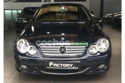 Mercedes C Sportcoupé 180 K Classic - 6.900 € - coches.com