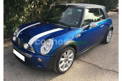 Mini Mini Cooper S Cabrio 2 p. en Madrid