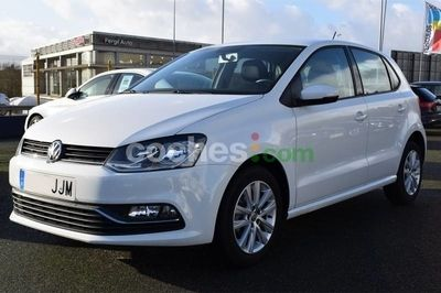Volkswagen Polo 1.6TDI Advance 90 - 10.990 € - coches.com